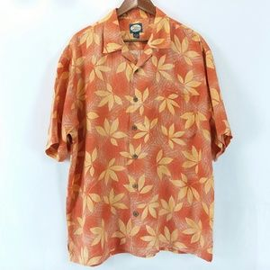 Tommy Bahama Linen Beach Summer Button Down Shirt